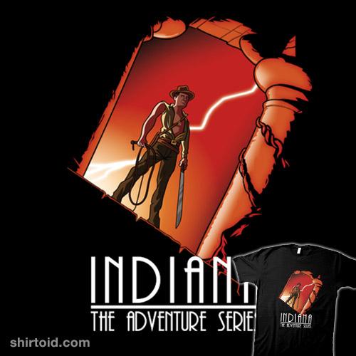 Indiana: The Adventure Series