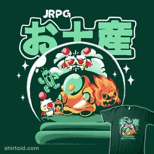 JRPG Souvenir Fantasy