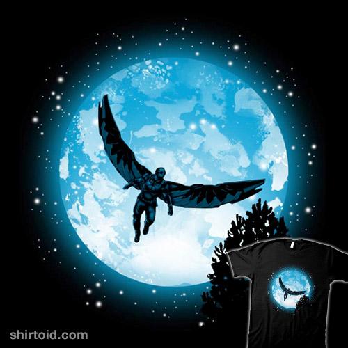 Moon Falcon
