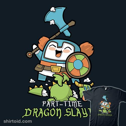 Part-time Dragon Slayer