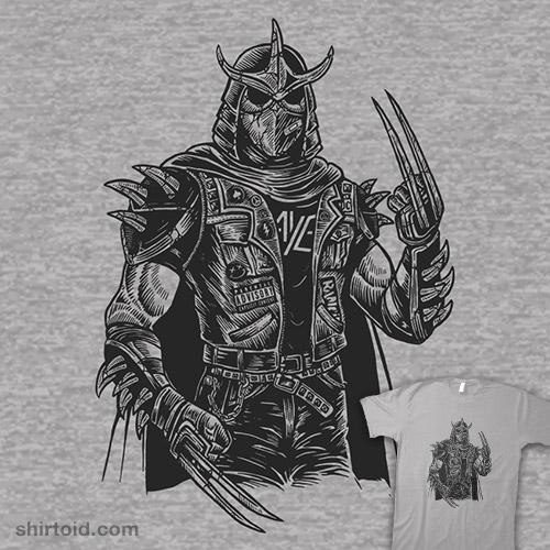 Punk Shredder