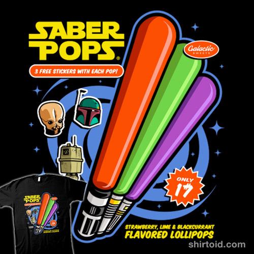 Saber Pops