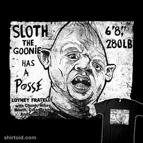 Sloth Posse