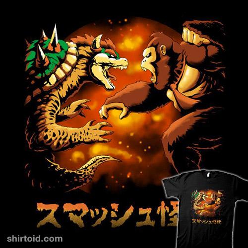 Smash Kaiju