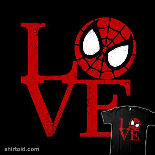 Spidey Love