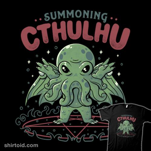 Summoning Cthulhu