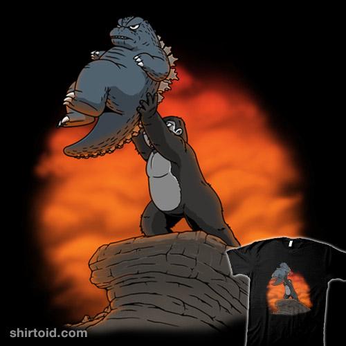 The Kaiju King – 2021 Version