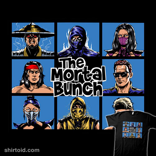 The Mortal Bunch