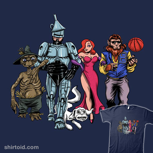 The Wizard of 80s