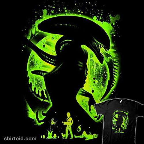 Alien's Nightmare
