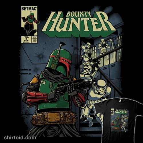 Bounty Hunter Comic