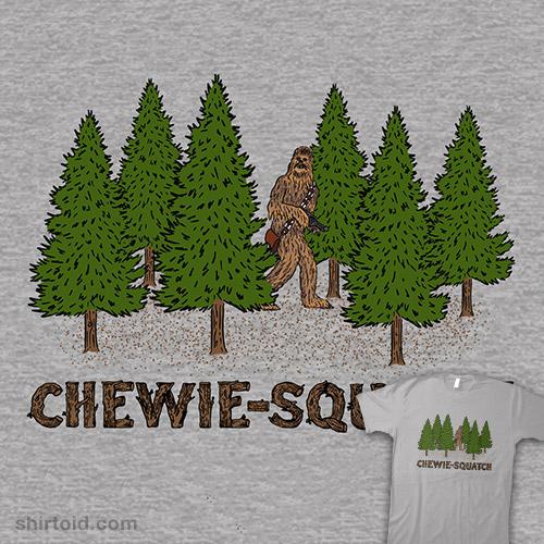Chewiesquatch