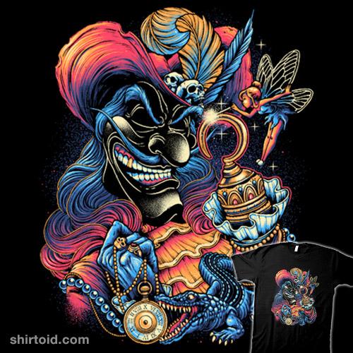 Colorful Captain