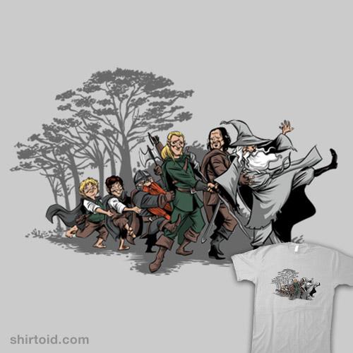 Conga of the Rings