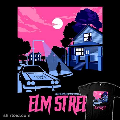 Crossing Elm Street