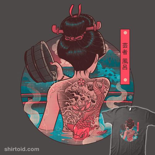 Geisha Bath