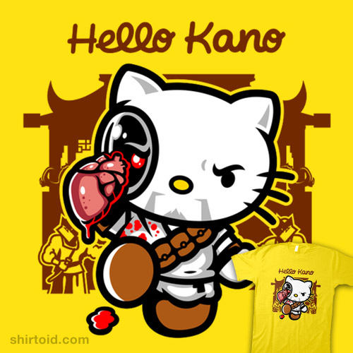 Hello Kano