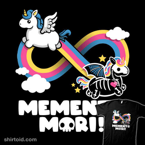 Infinity memento mori