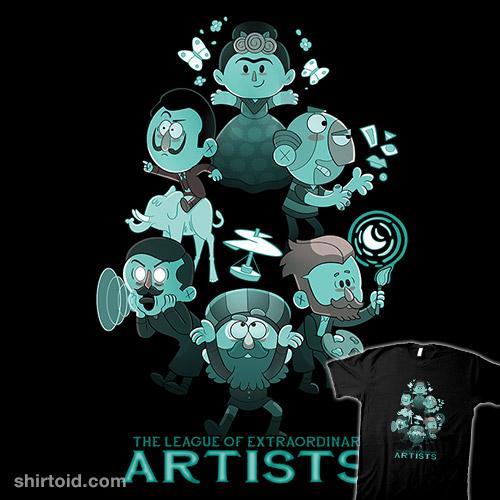 League of Extraordinary Artists