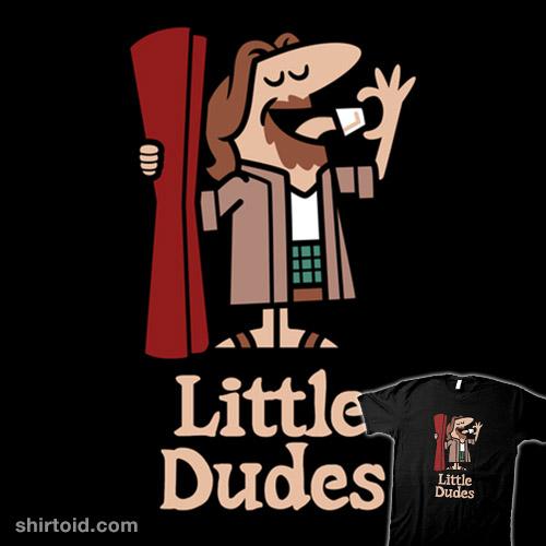 Little Dudes Pizza