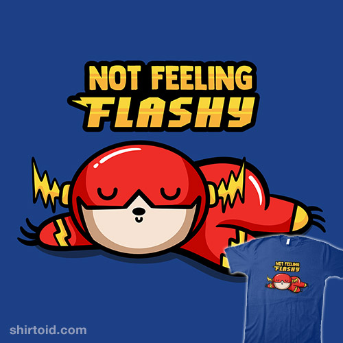 Not Flashy