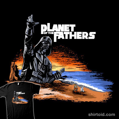 Planet of the Fathers