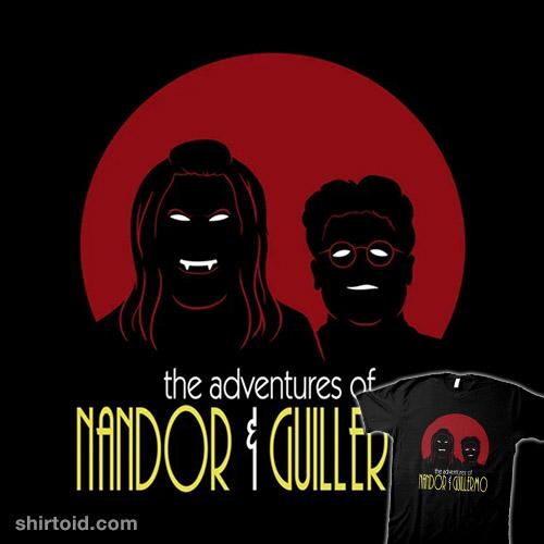 Shadow Adventures