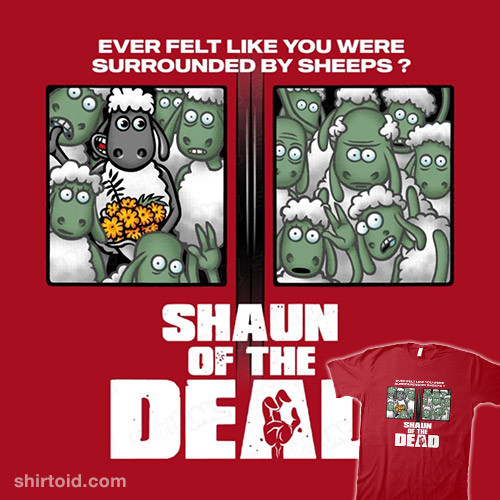 Sheep of the dead