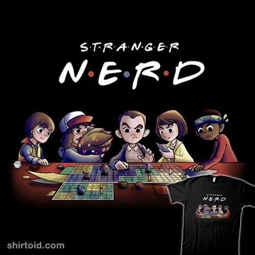 Stranger Nerd