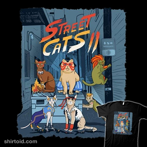 Street Cats II