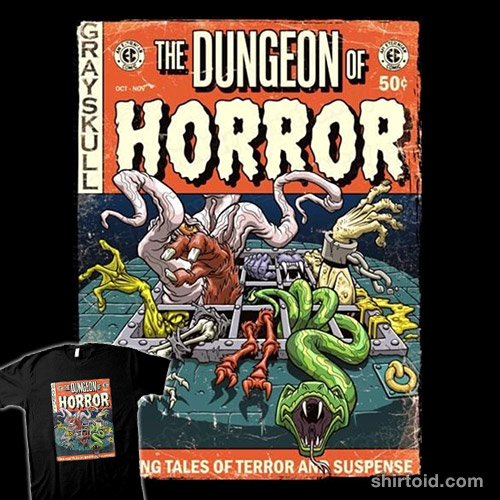 The Dungeon of Horror