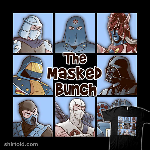 The Masked Bunch