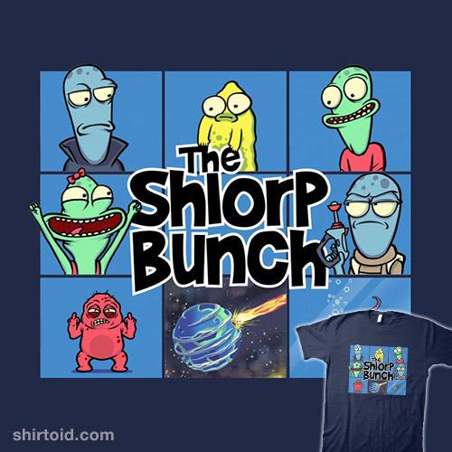 The Shlorp Bunch Season 2