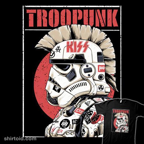 Troopunk