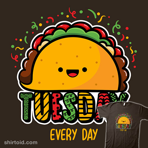 Tuesday Every Day