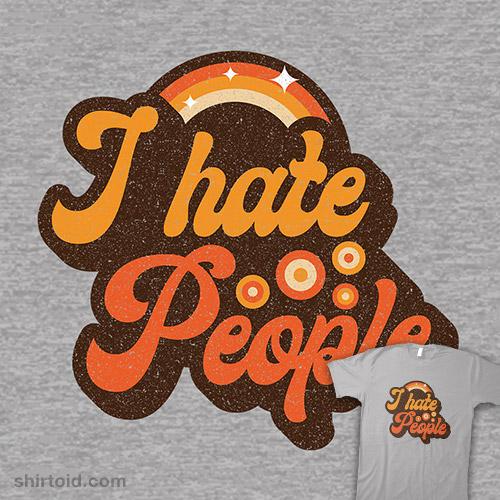 Vintage Hate People
