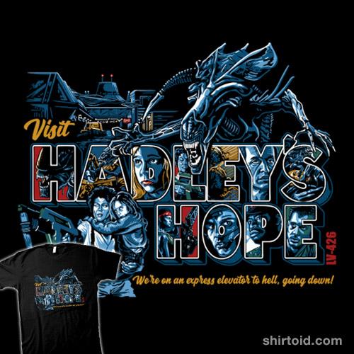 Visit Hadley's Hope