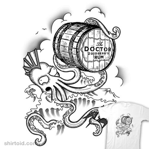 Zoidberg's Rum