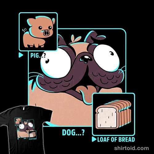 Dog Pig Bread