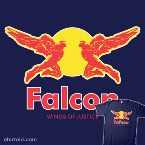 Falcon Wings of Justice