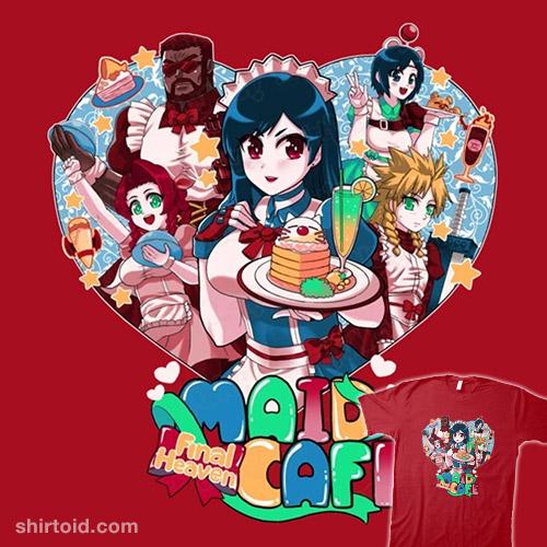 Final Heaven Maid Cafe