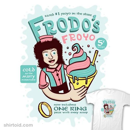 Frodo's Froyo