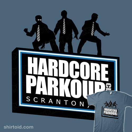 Hardcore Parkour Club