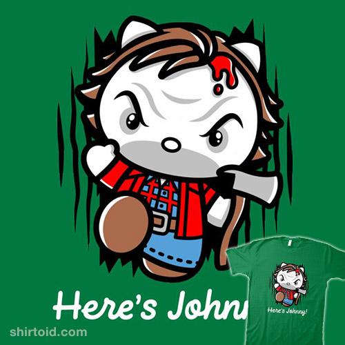 Hello Johnny!