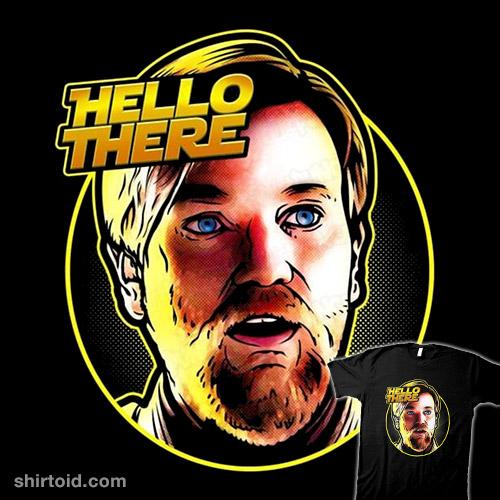 Hello There Meme