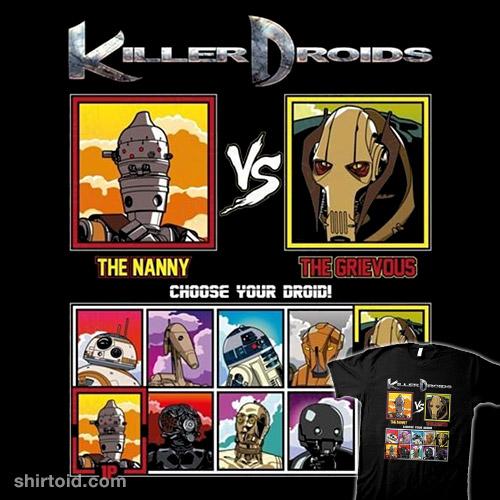 Killer Droids
