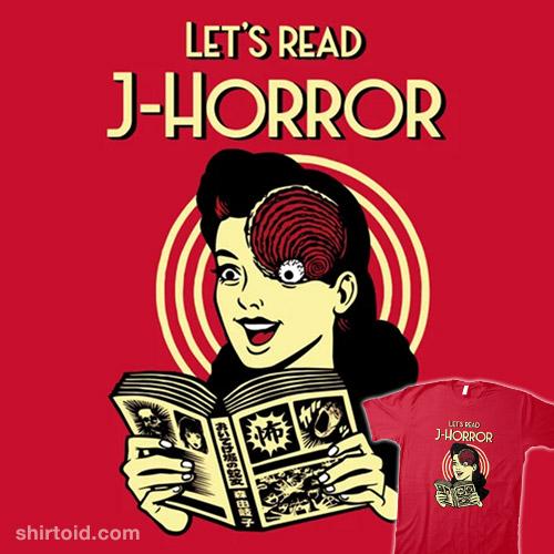 Let's Read J-Horror
