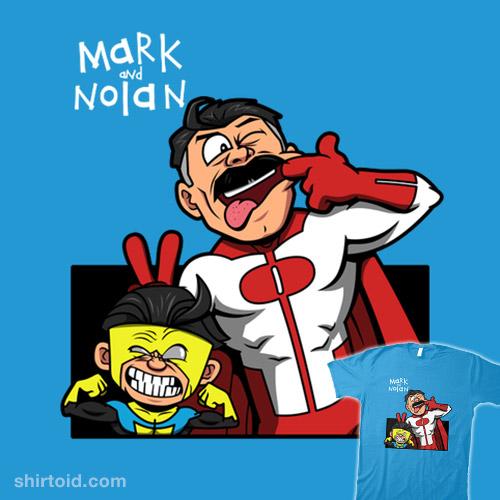 Mark and Nolan