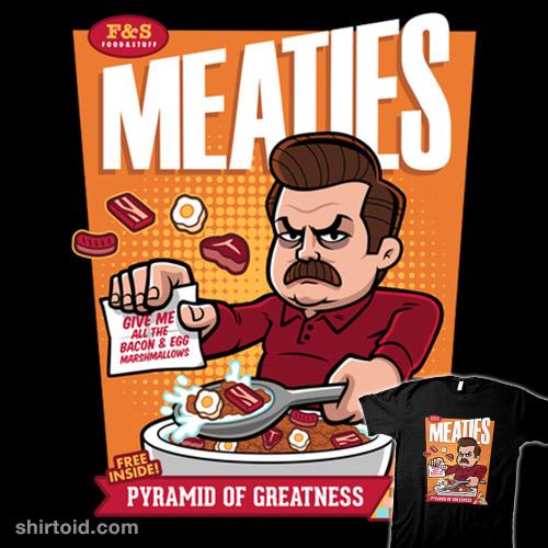 Meaties Cereal