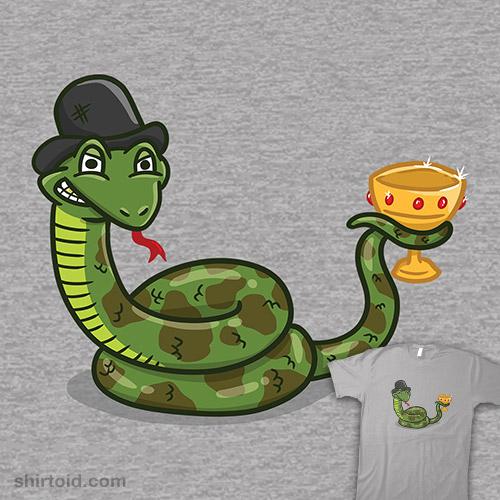 Monty the Python